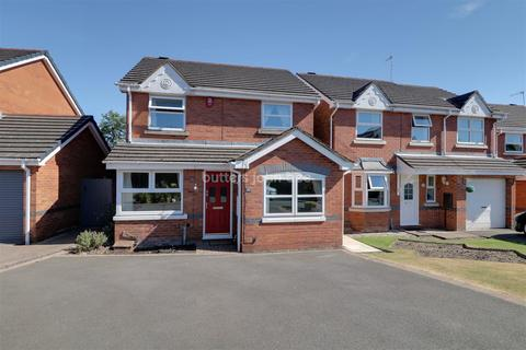 4 bedroom detached house for sale - Winghay Road, Kidsgrove, Stoke-on-trent