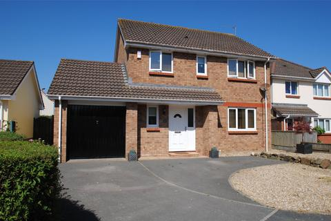 4 bedroom detached house for sale - Hele Rise, Roundswell