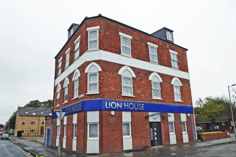 1 bedroom flat to rent - The Lion House, Redbourne Street, HU3