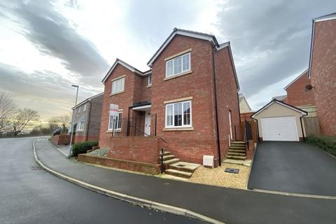 4 bedroom detached house for sale - Mametz Grove, Gilwern