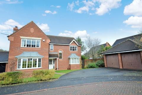 5 bedroom detached house for sale - Stoneleigh Grove, Muxon, Telford, Shropshire.