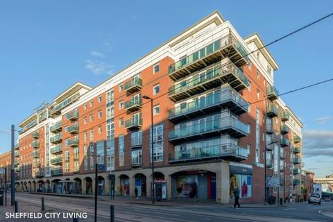 3 bedroom ground floor flat to rent - Royal Plaza, Eldon Street, Sheffield, S1 4GB