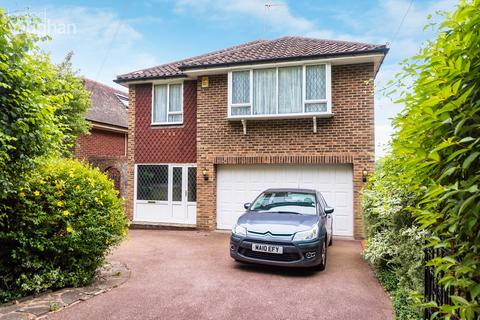 4 bedroom detached house for sale - Surrenden Crescent, Brighton, BN1