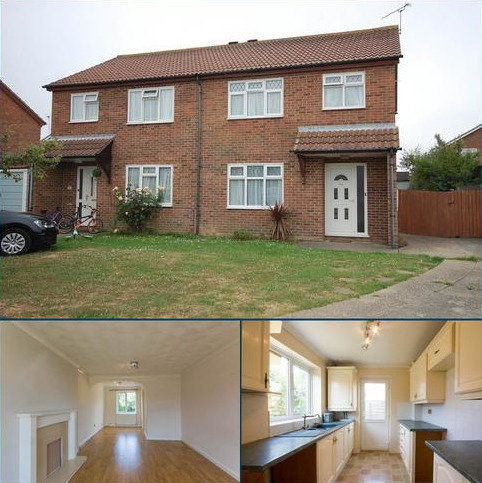 3 bedroom semi-detached house to rent - Cornwall Road, Herne Bay