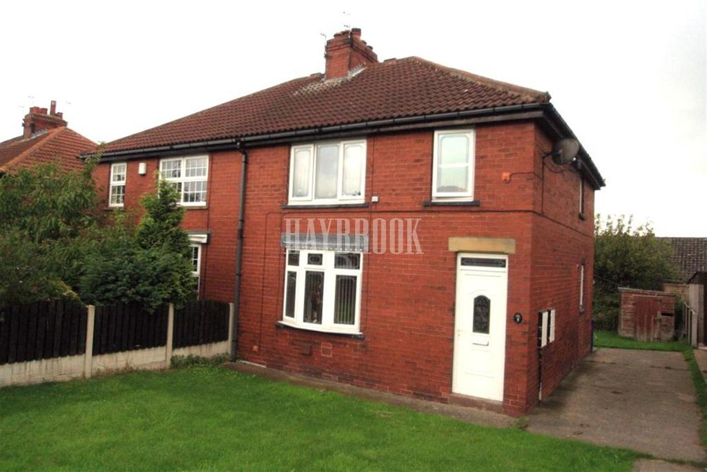 3 Bedrooms Semi Detached House for sale in Worsbrough Road, Birdwell
