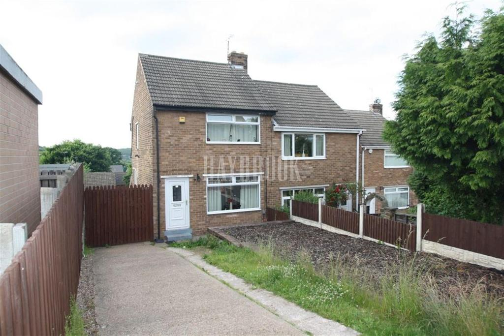2 Bedrooms Semi Detached House for sale in Tansley Drive, Wincobank