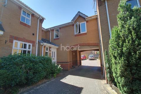 1 bedroom end of terrace house for sale - Peterborough
