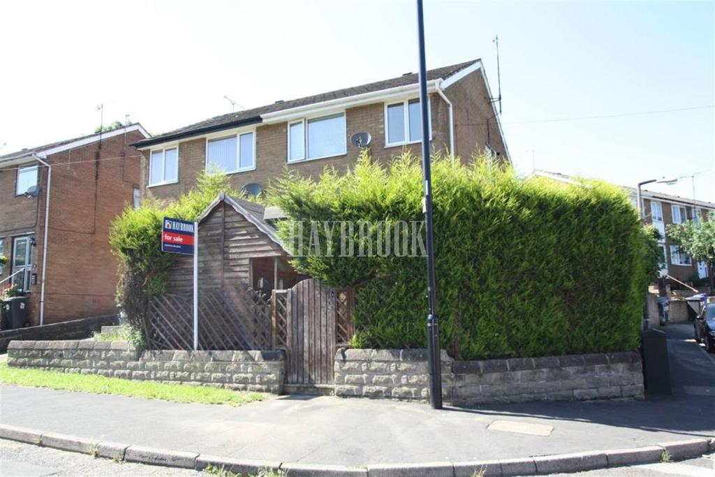 3 Bedrooms Semi Detached House for sale in Fife Street, Wincobank