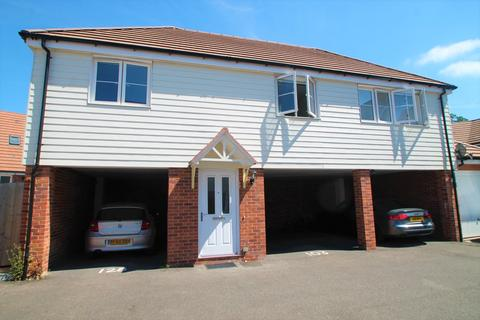 2 bedroom coach house to rent - Wagtail Place, Hayle Place, Maidstone, Kent, ME156GL