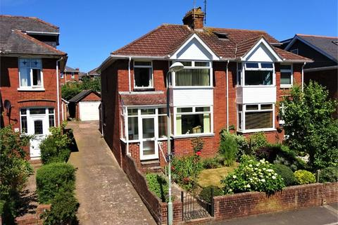 3 bedroom semi-detached house for sale - Lymeborne Avenue, Heavitree, EXETER, Devon