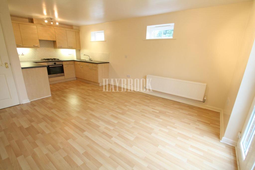 2 Bedrooms Flat for sale in New School Road, Mosborough