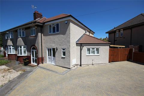 2 bedroom end of terrace house for sale - Monks Park Avenue, Horfield, Bristol, BS7