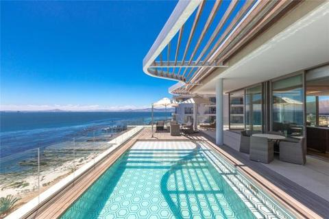 3 bedroom penthouse  - 501 East West, Mouille Point, Cape Town, Western Cape