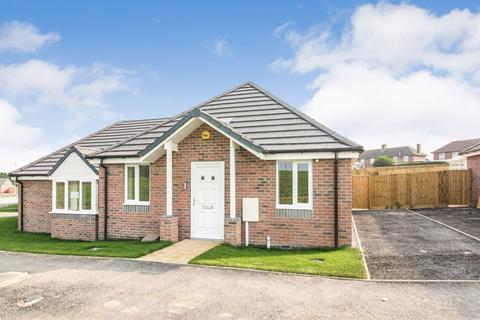 2 bedroom bungalow to rent - Vermont Close, Church Warsop, Mansfield, Notts, NG20