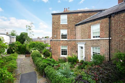 4 bedroom end of terrace house for sale - Mount Parade, York, YO24