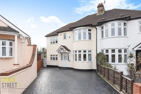 5 Bedroom Semi Detached House For Sale Fanshawe Crescent Hornchurch Rm11