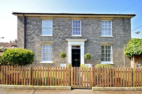 4 bedroom end of terrace house for sale - Ampthill Street, Norwich