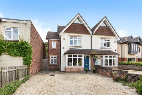 4 bedroom semi-detached house for sale - Blandford Avenue, North Oxford