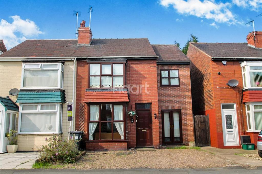 4 Bedrooms Semi Detached House for sale in Grove Avenue Off York Road