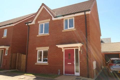 3 bedroom detached house to rent - Arable Place, Bishops Cleeve , Cheltenham