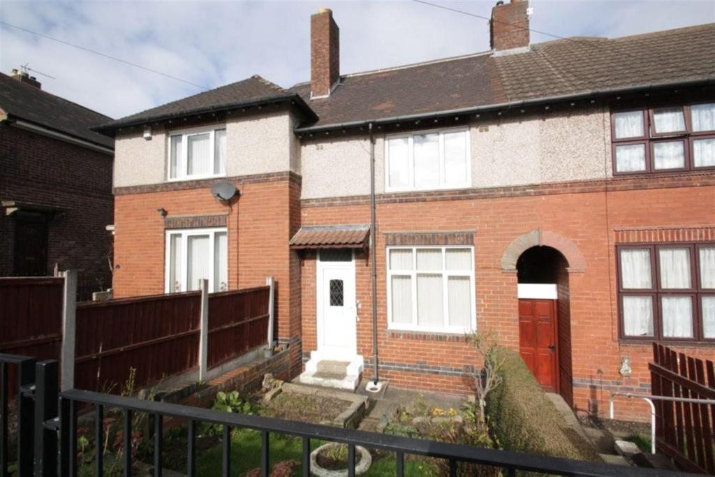 2 Bedrooms Terraced House for sale in Fellbrigg Road, S2