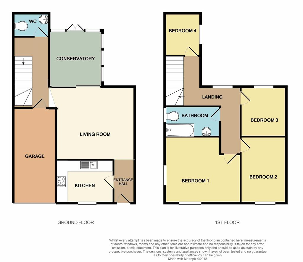 Floorplan: 1 North Street,...