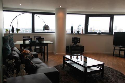 2 bedroom flat to rent - Bridgewater Place, Water Lane, Leeds, LS11 5QT