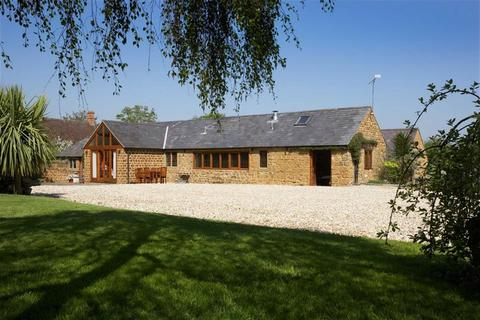 3 bedroom country house for sale - The Green, Warmington, Oxfordshire, OX17