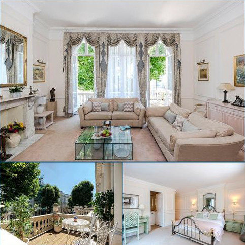 3 bedroom flat for sale - Inverness Terrace, London, W2