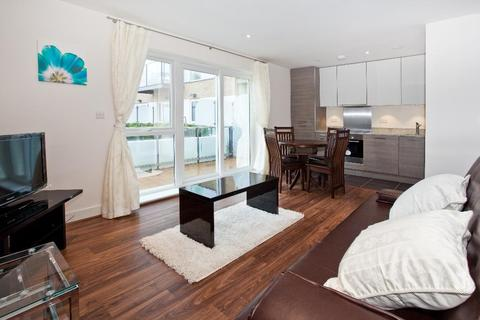 Studio to rent - Napier House, Bromyard Avenue, Acton, London, W3 7FF