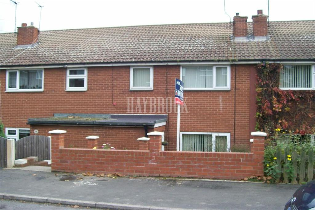 3 Bedrooms Terraced House for sale in Highlow View, Brinsworth