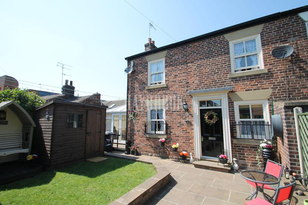 2 Bedrooms Cottage House for sale in Wellgate Terrace, Rotherham