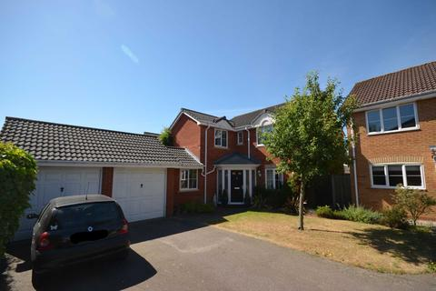 4 bedroom detached house for sale - Dragoon Close, Norwich