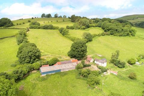 Farm for sale - Llanbister Road, Llandrindod Wells, Powys