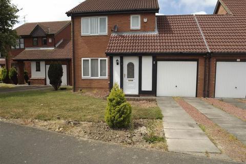 3 bedroom link detached house for sale - Silverdale Road, Cramlington, Three Bedroom Link Detached House