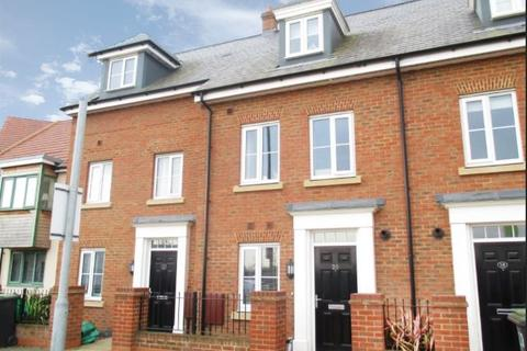 4 bedroom terraced house for sale - Gold Furlong, Marston Moretaine, Bedfordshire, MK43