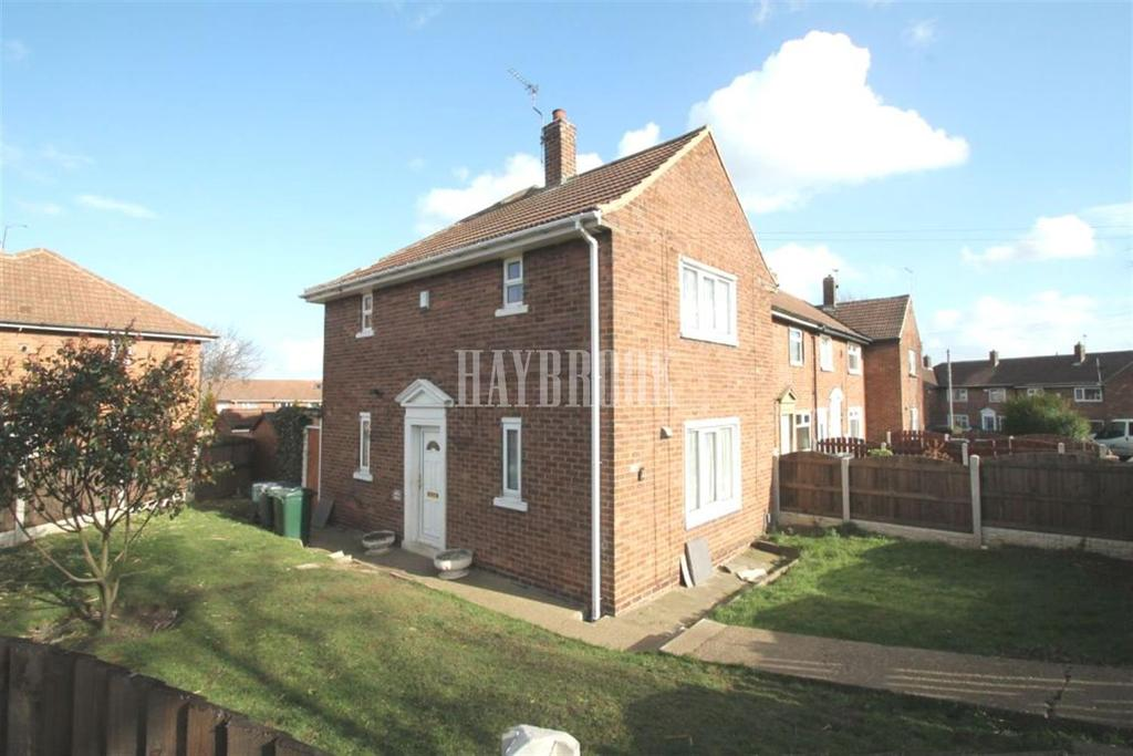 2 Bedrooms End Of Terrace House for sale in Thomas Street, Swinton