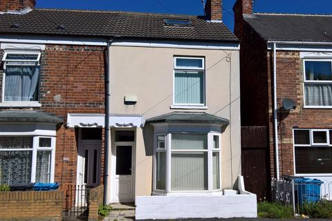 2 bedroom end of terrace house for sale - Welbeck Street, Hull