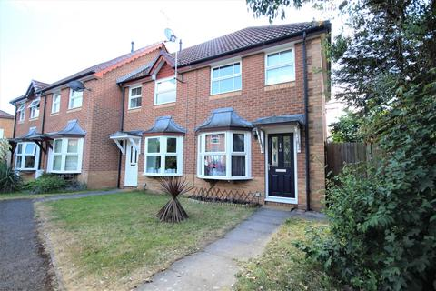 2 bedroom end of terrace house for sale - Blanchard Close, Woodley, Reading