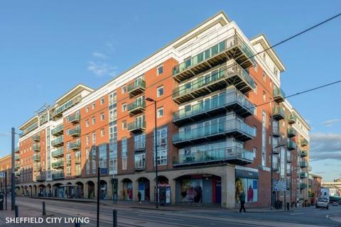 2 bedroom apartment to rent - Royal Plaza, 1 Eldon Street, Sheffield, S1 4GB