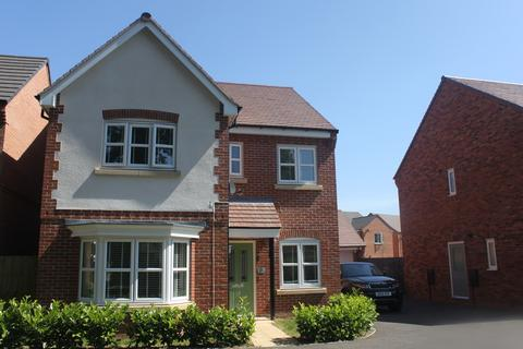 4 bedroom detached house to rent - Wilfred Mews, Wythall