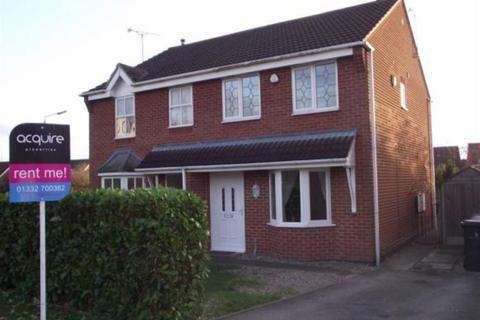 3 bedroom semi-detached house to rent - Pulborough Gardens, Heatherton Village
