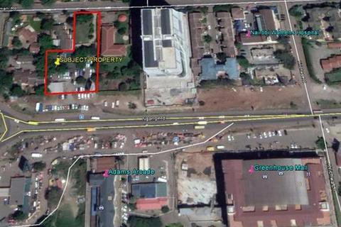 Plot  - Kilimani, Ngong Road, Nairobi