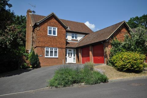 4 bedroom detached house for sale - Balmore Park, Caversham, Reading, RG4 8PX