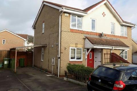 2 bedroom semi-detached house to rent - Tom Paine Close, Thorpe Astley