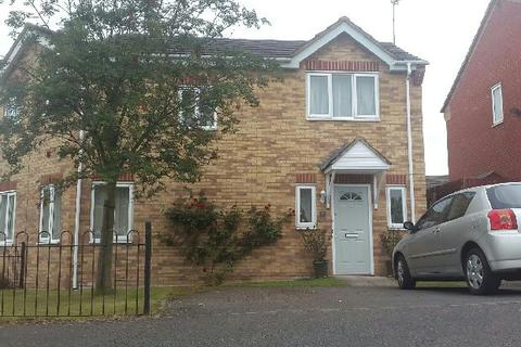 2 bedroom semi-detached house to rent - Queensferry Parade, Glen Parva, Leicestershire
