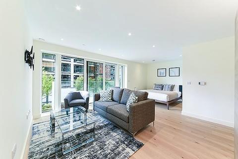 Studio to rent - Biring House, Royal Arsenal Riverside Duke Of Wellington Avenue, Woolwich, SE18