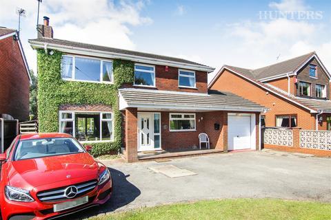 4 bedroom detached house for sale - Cellarhead Road, Werrington, ST9 0HW