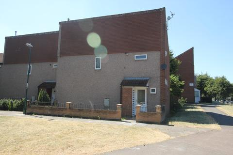 3 bedroom end of terrace house for sale - stoneyhaughton Gardens, Snapewood, Nottingham NG6