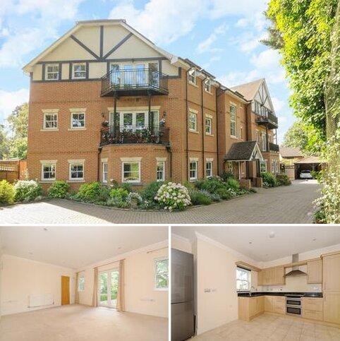 2 bedroom apartment to rent - Springfield Road,  Camberley,  GU15